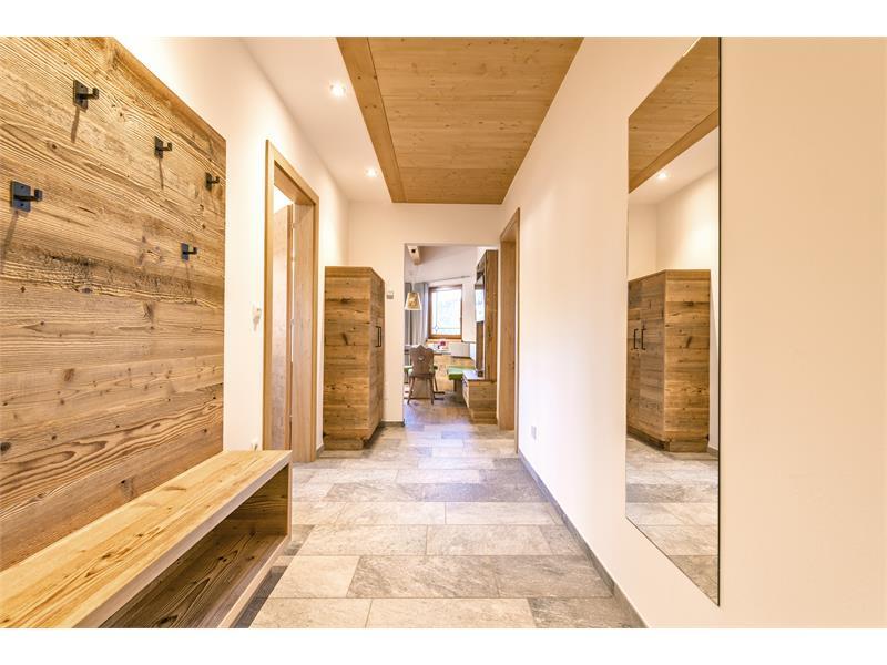 Modern and comfortable apartments - Untermathon Hof in Vöran/Verano, South Tyrol