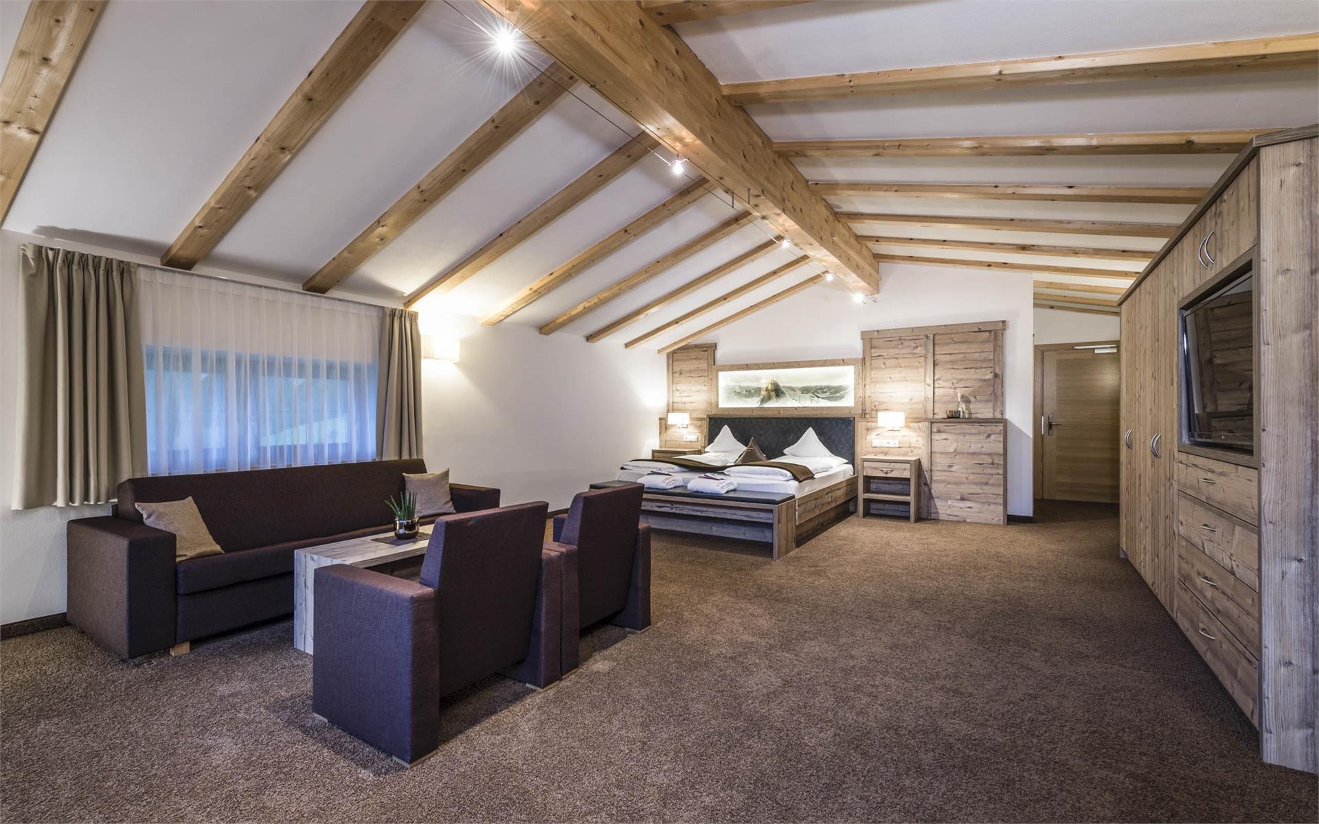 Deluxe Suite Einachtspitze