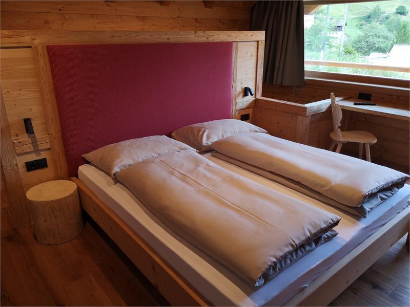 Chalets Lagaun Schlafzimmer 3