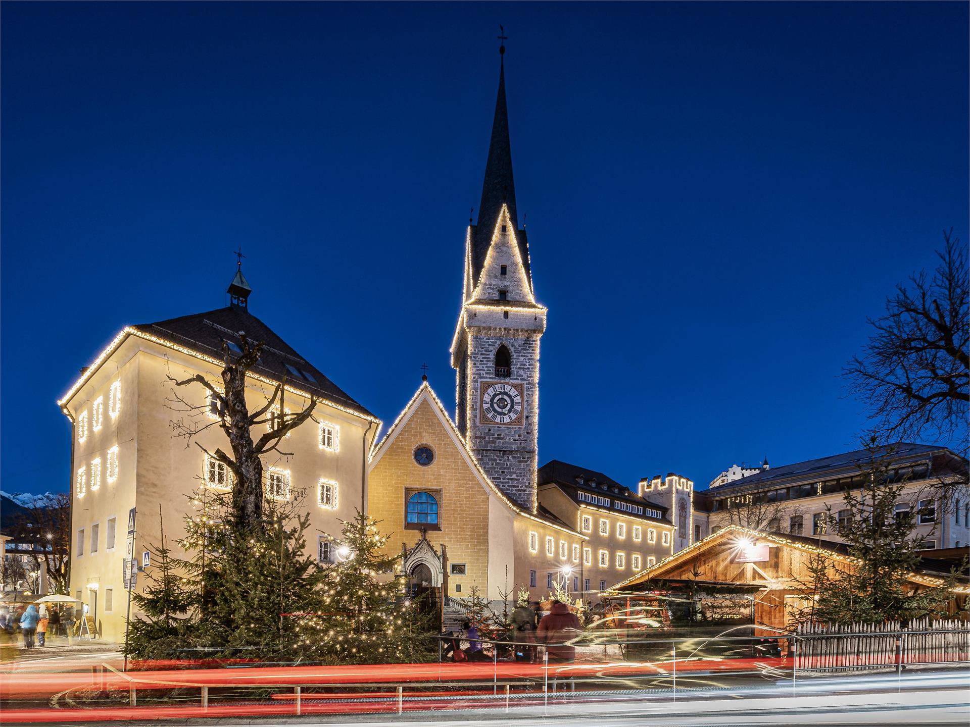 Christmas Market in Bruneck