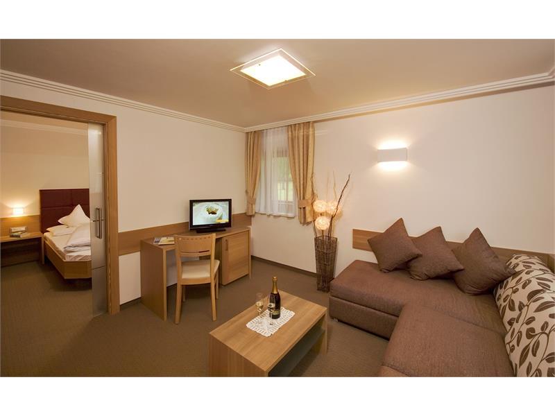 Gemütliche Zimmer - Hotel Oberwirt in Vöran, Südtirol