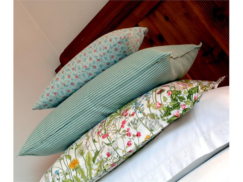 mixed pillows
