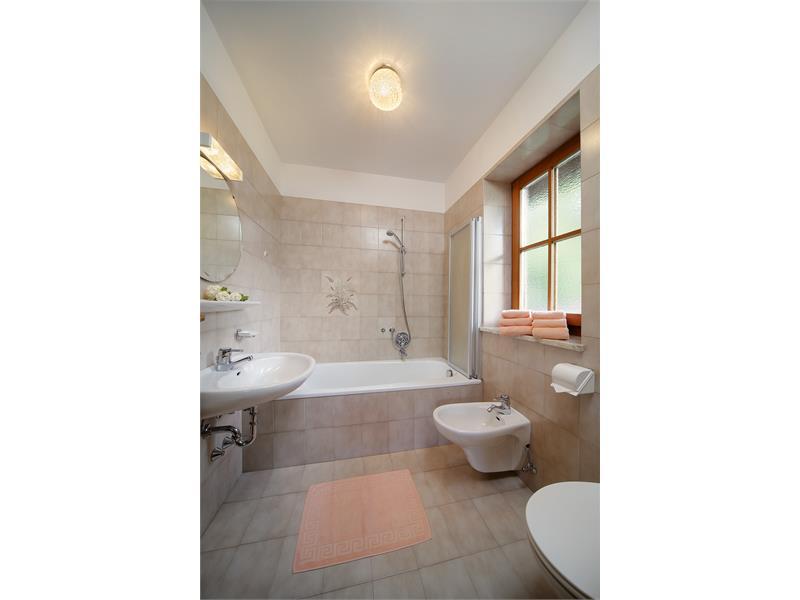 Badezimmer Schenna