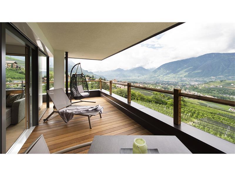 Appartement Vista Suite Balkon