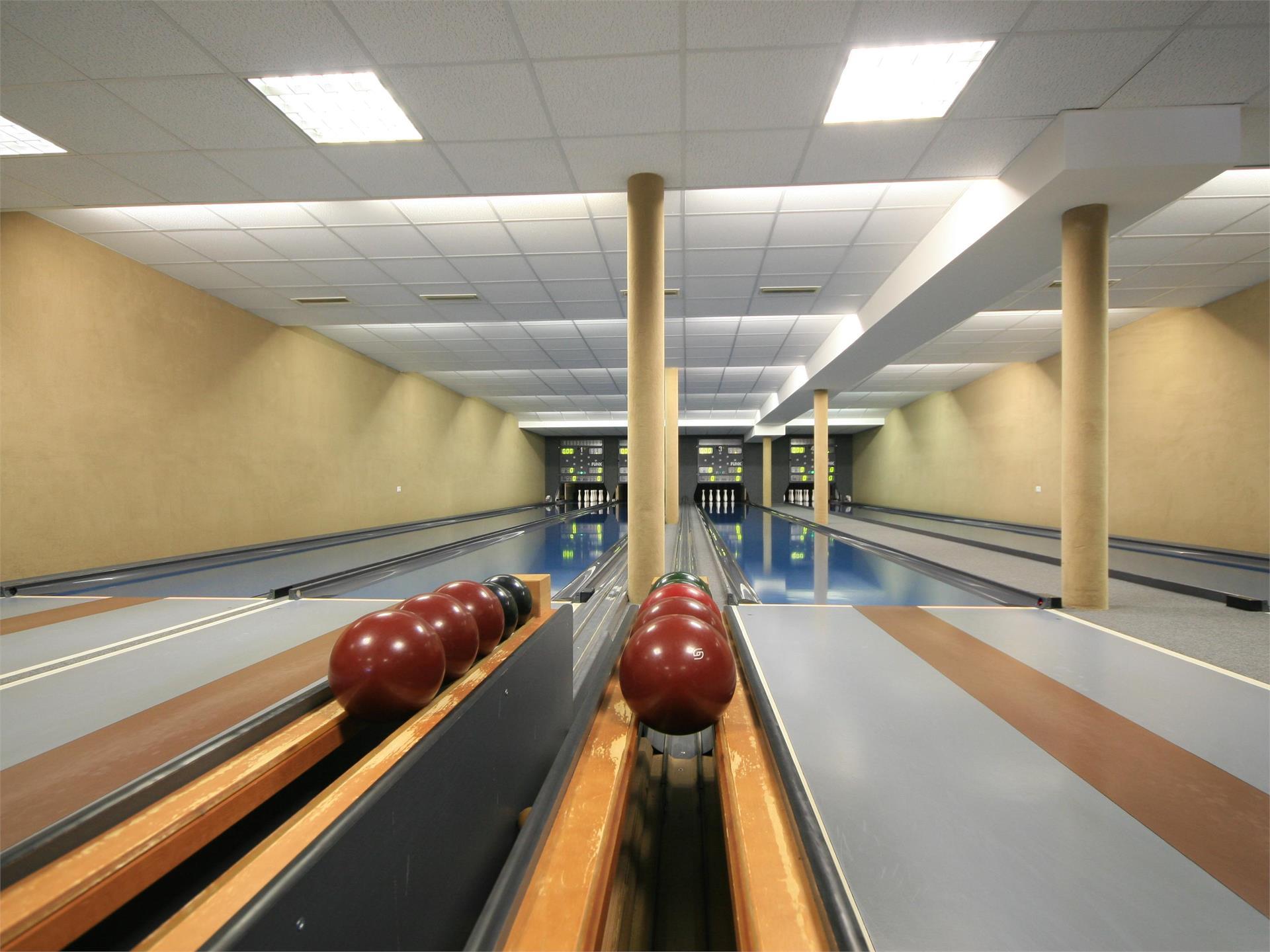Bowling Alley Dorf Tirol/Tirolo
