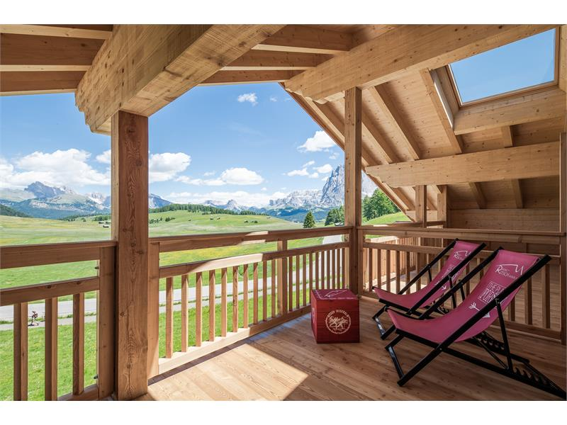 Balkon Hotel Ritsch Hartl Zimmer