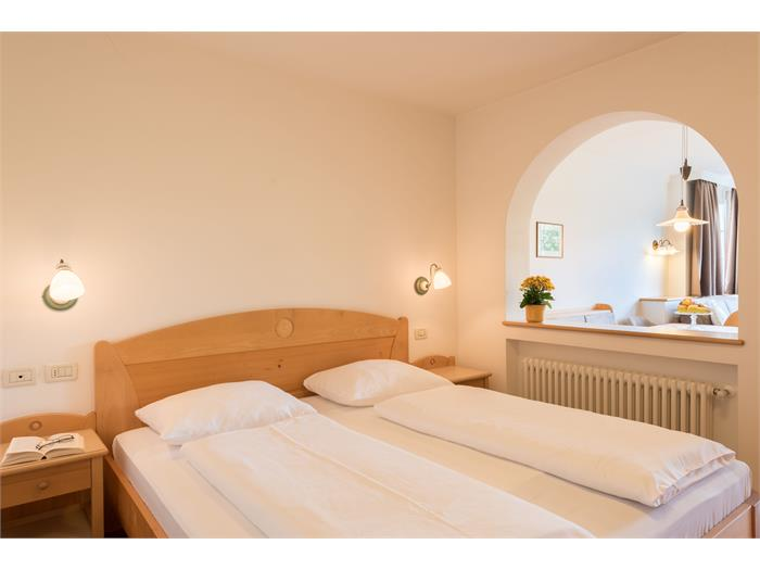 Appartement Margherite Schlafzimmer