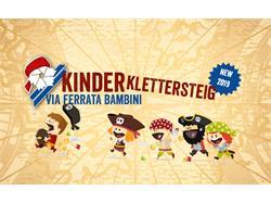 Via Ferrata Speikboden for kids