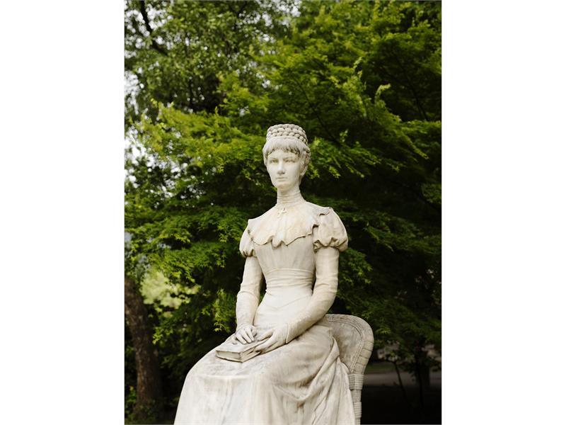 Monumento imperatrice Elisabeth