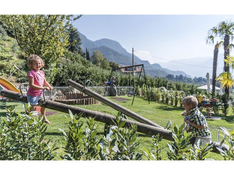 Children Schenna Resort