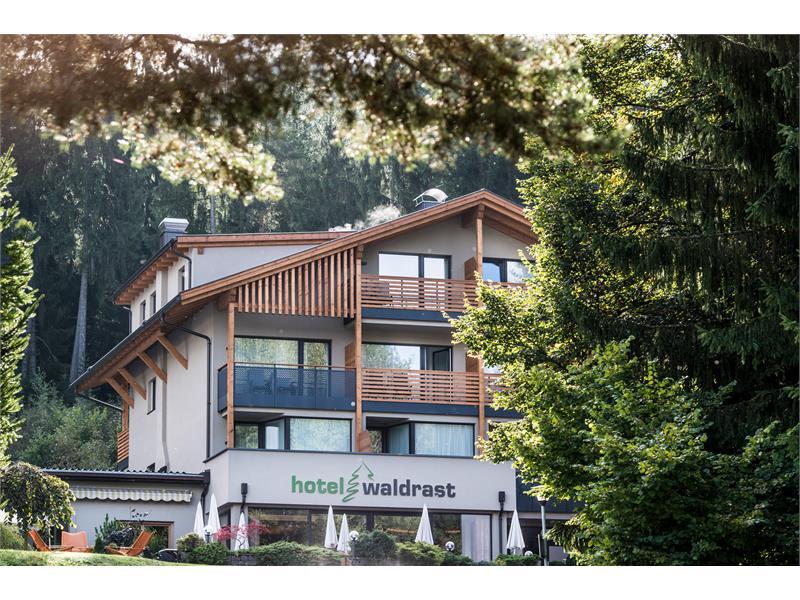 Hotel Waldrast Summer