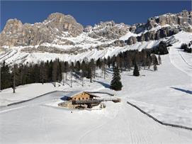 Skihut Messner Joch