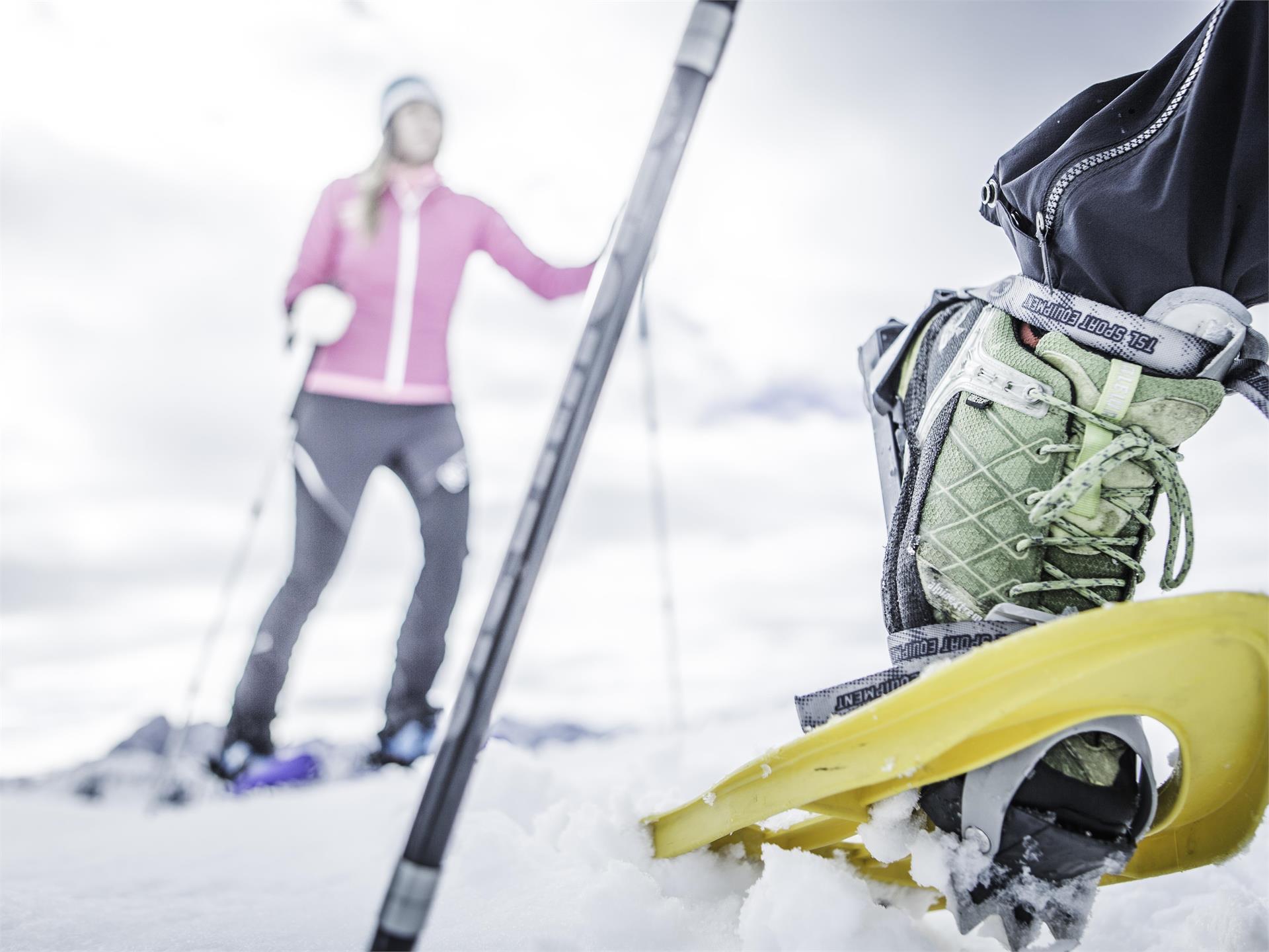 Schnupperkurs Schneeschuhwandern
