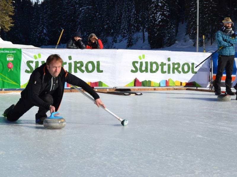 8. International Curling Open Air Tournament Südtirol Cup 2019