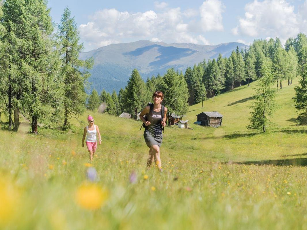 Escursione - -Giro per i prati di monte casella di fuori (ovest)