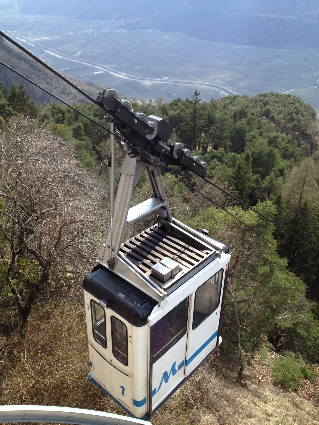 Cable car - Meltina