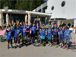 Junior Enduro Bike settimana