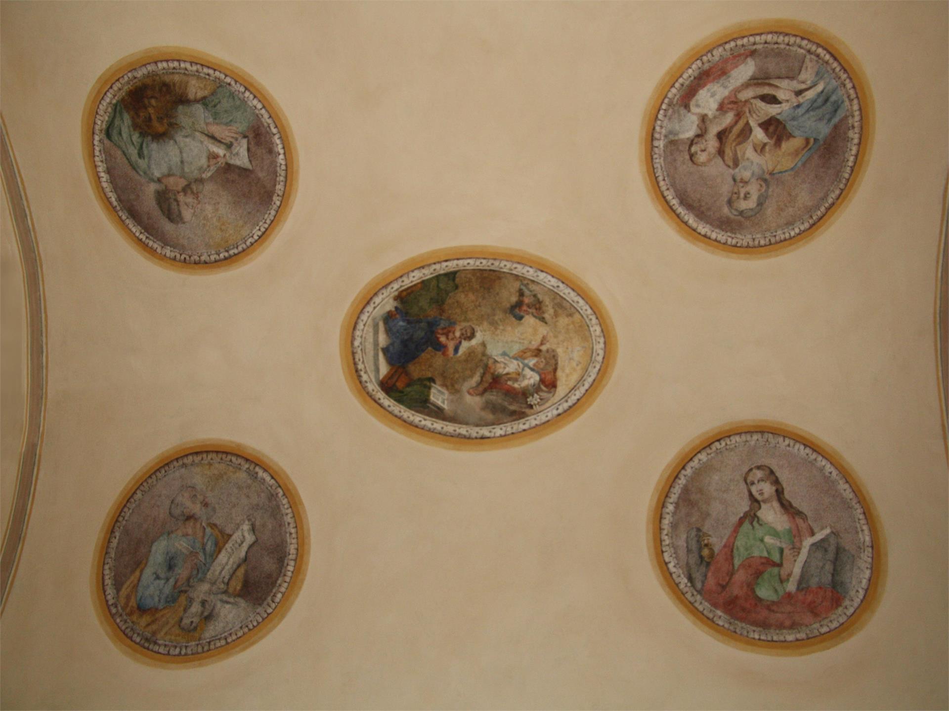 Die Lourdes-Kapelle