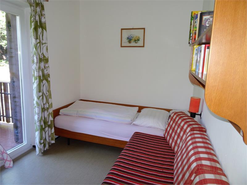 camera singola appartamento doris