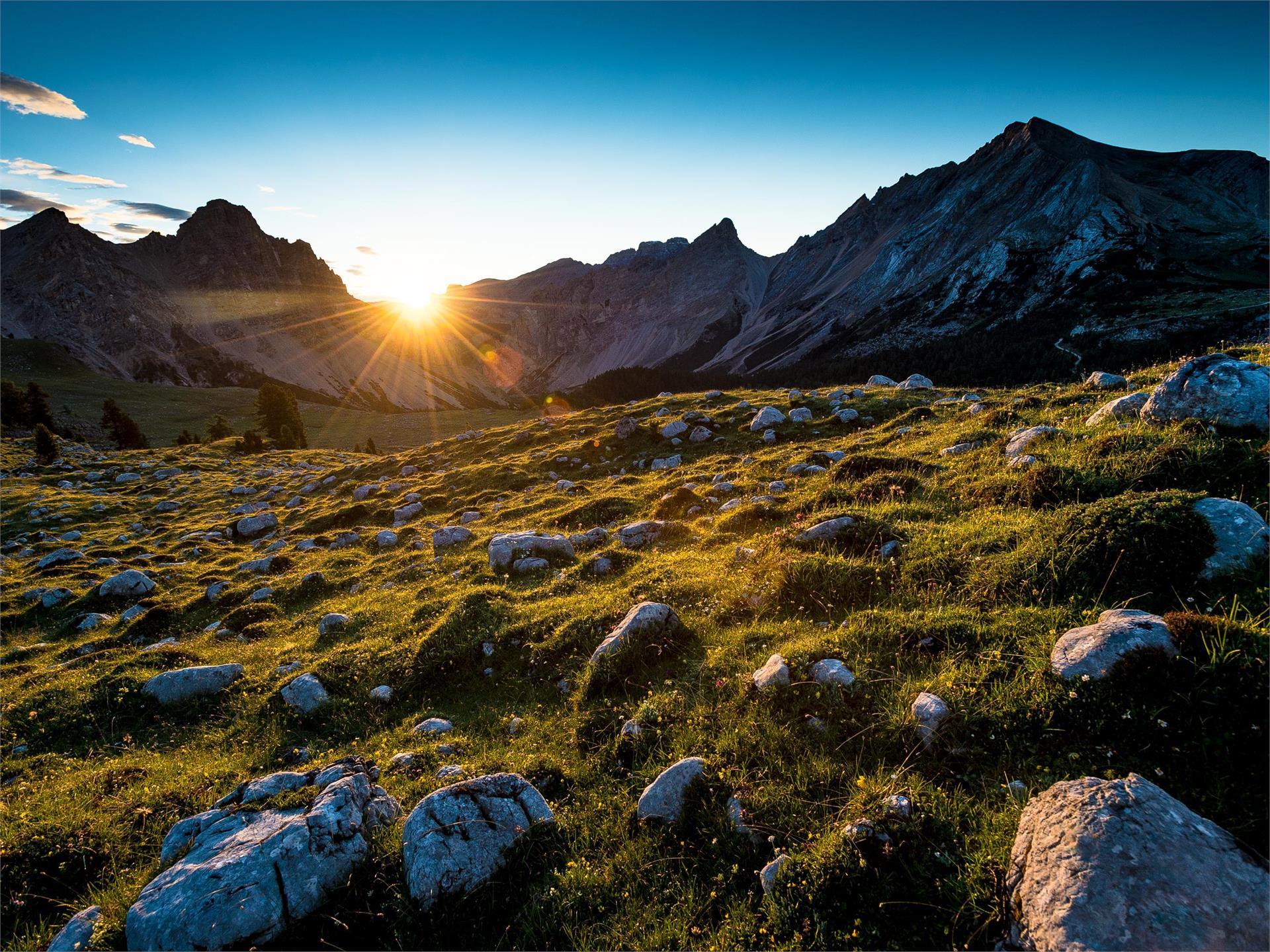 TALK SHOW: Dolomiti, l'oceano che divenne la più bella montagna