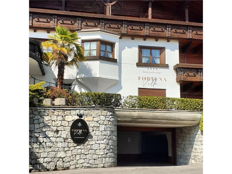 Appartements Villa Fortuna in Dorf Tirol