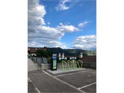 E-bike charging station Avigna/Afing