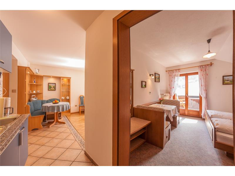 Apartement for 2 person