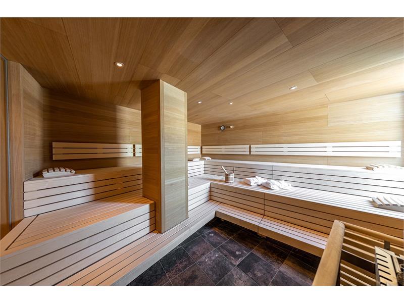 Finnische sauna und Bio Sauna
