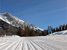 Cross Country Skiing Biathlon Centre