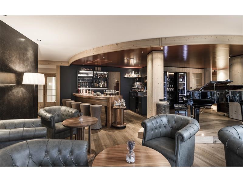 Sonus Alpis lounge bar