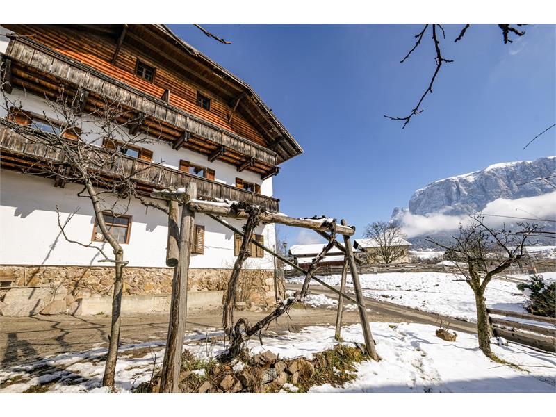 Huberhof Winter