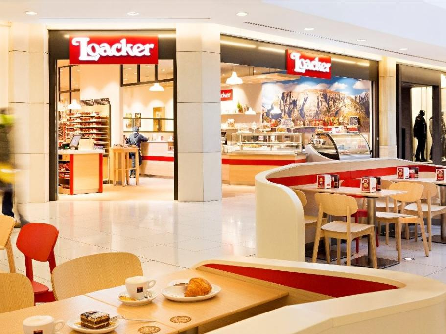 Loacker Standort Brennero / Outlet Center