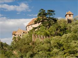 Schloss Runkelstein, die Bilderburg