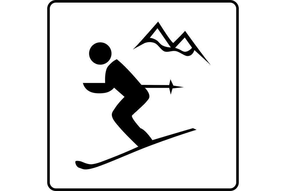 Cross-coutry ski rent Sport bar