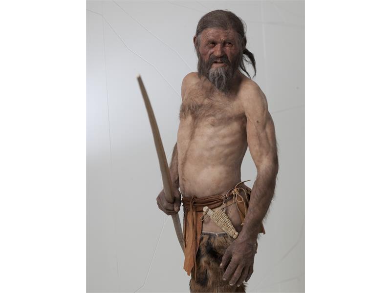 Ötzi - the iceman