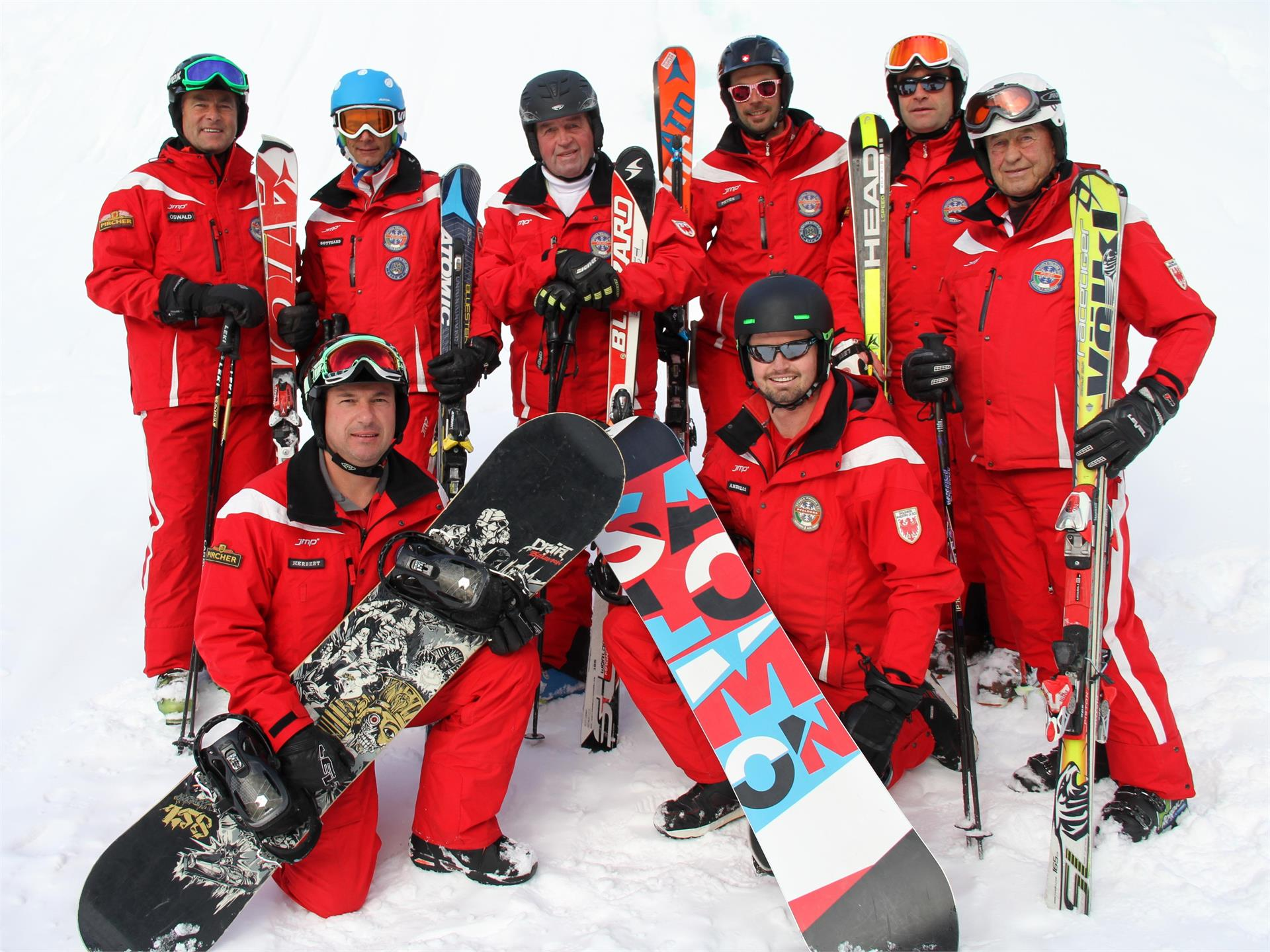 Pfelders Ski and Snowboard School