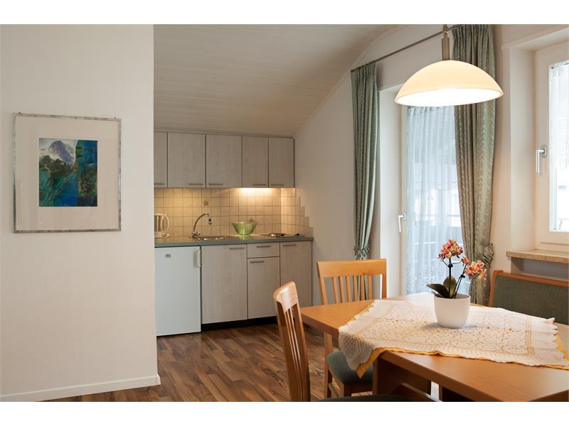 Wohnküche Wohnung A