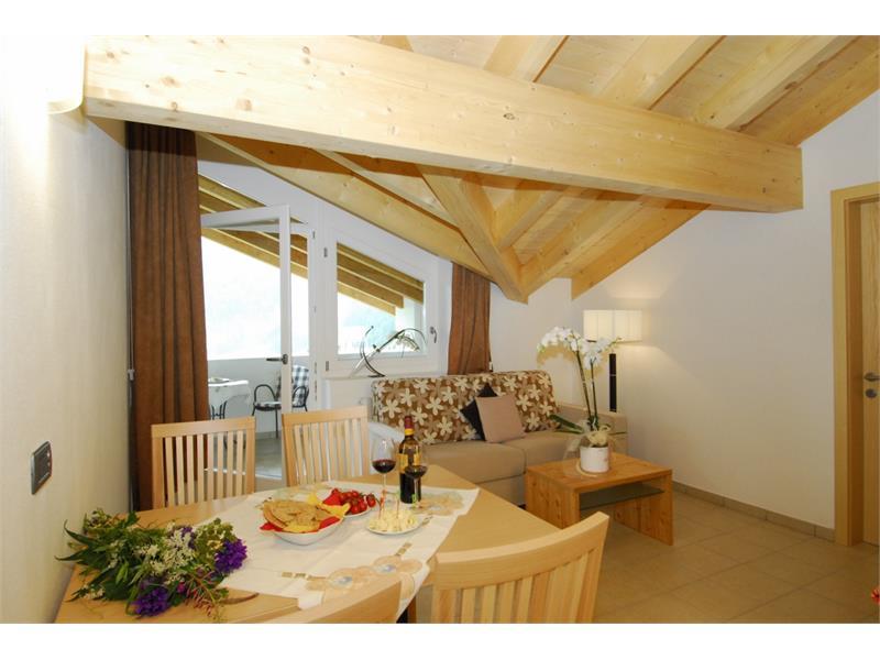 Living area App. Larch
