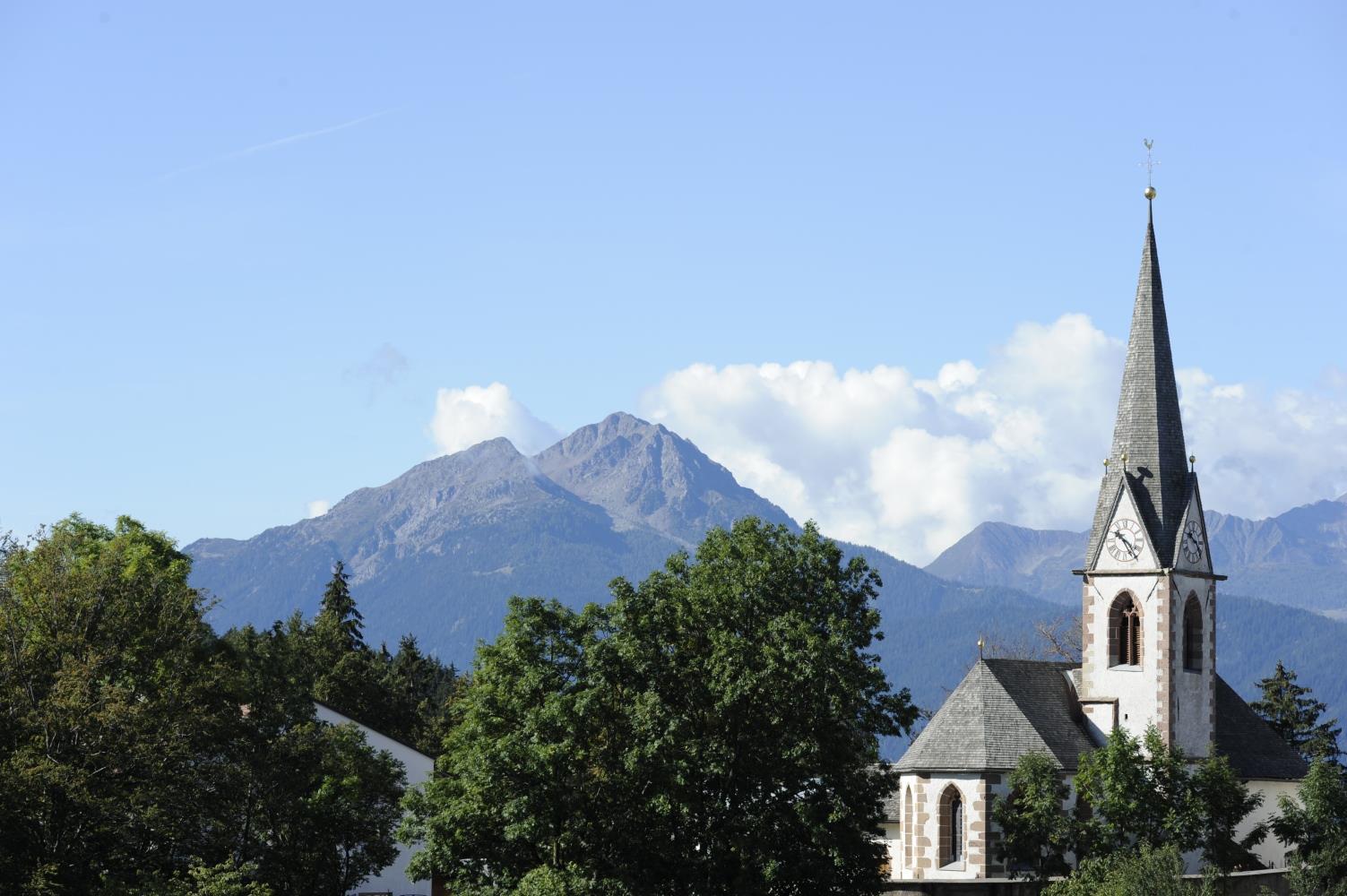Pfarrkirche zum Hl. Johann in Hafling