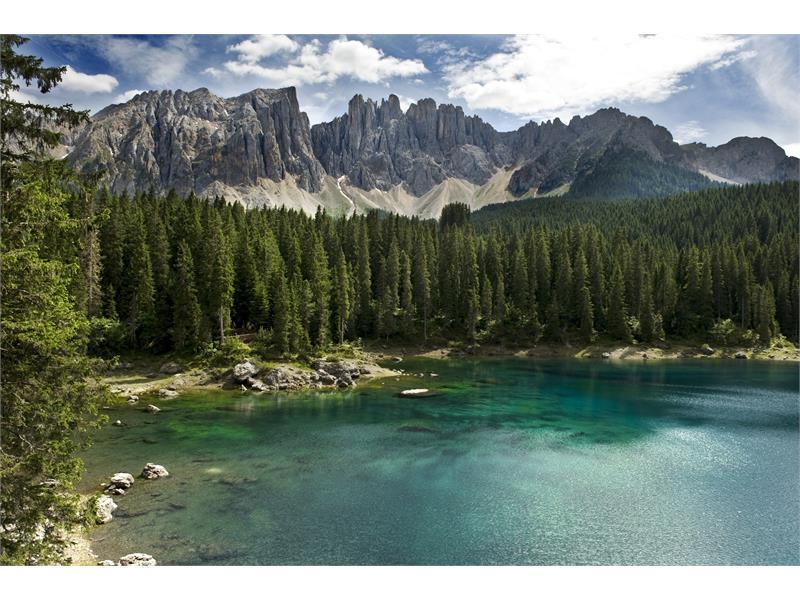 Lago di Carezza Latemar