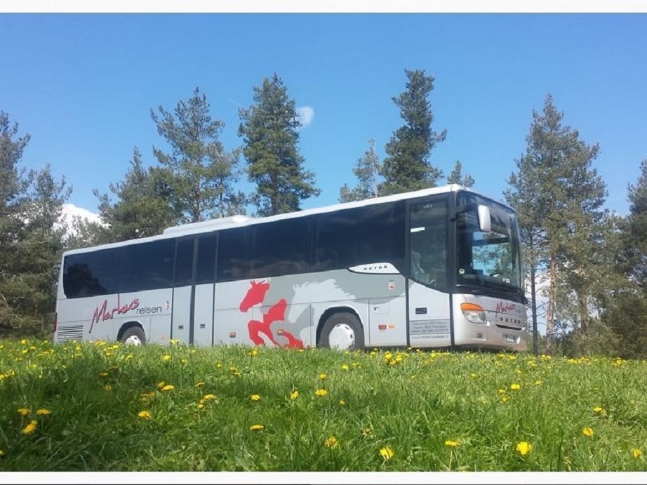 Bus company Markus Reisen