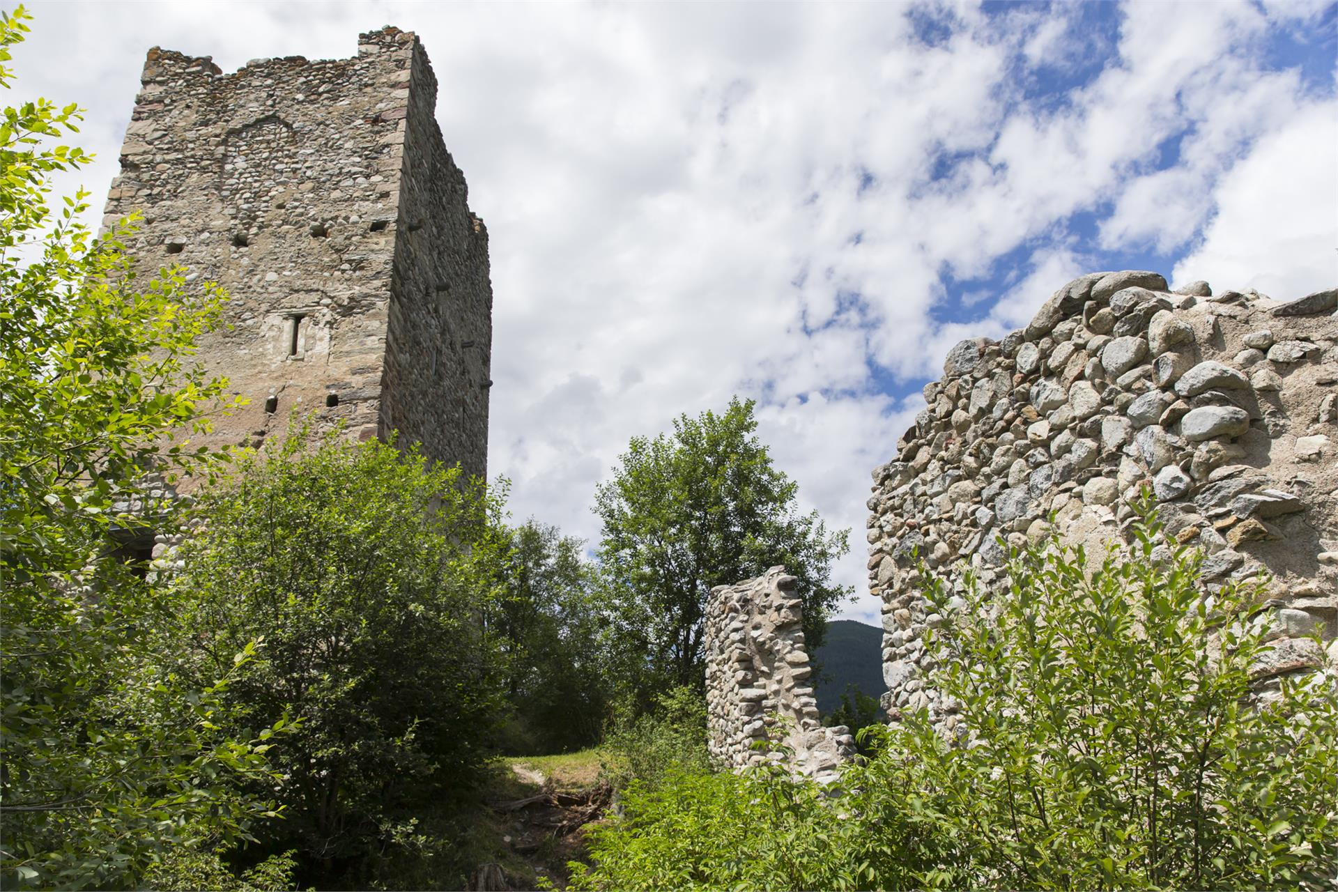Ruine Thurn in Welsberg