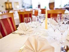 Sala da pranzo Hotel Mondschein
