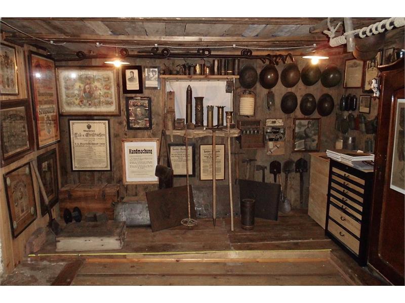 Museo piccolo a Lana