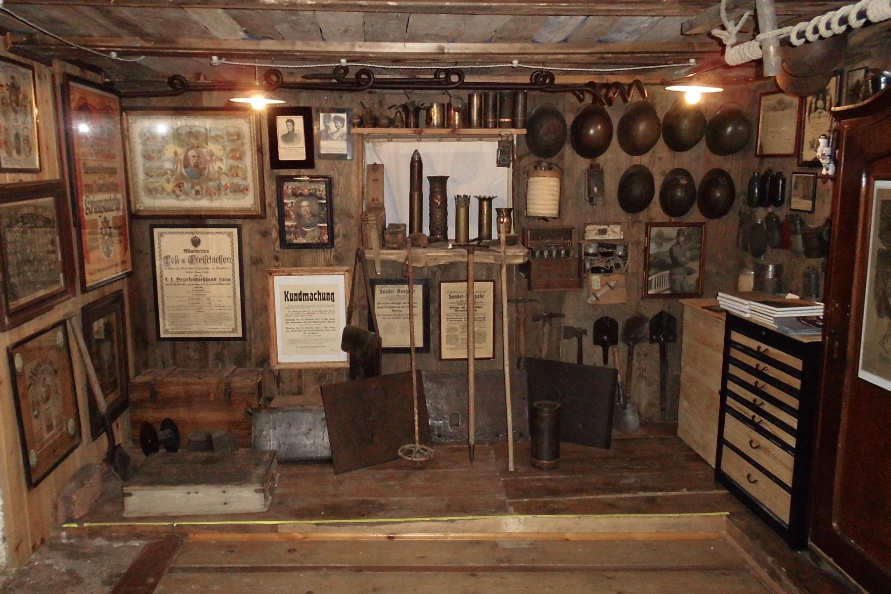 Kleines Museum Lana