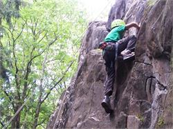 Climbing Park Sant'Ippolito/St. Hippolytus