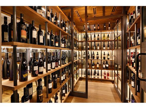Armadio dei vini