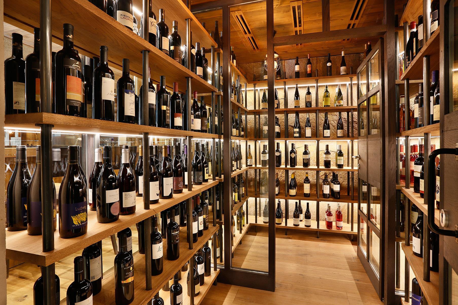 Delicious wines