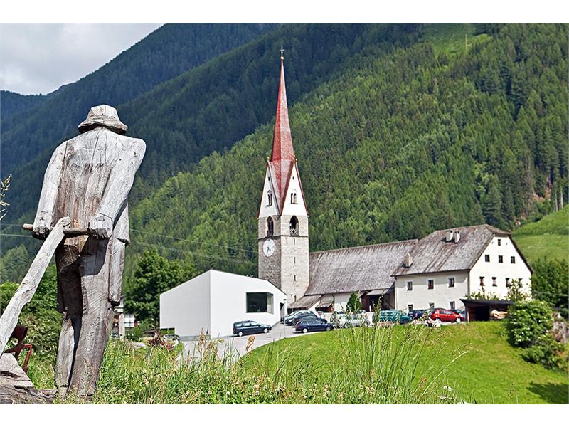 Chiesa parrocchiale S. Giacomo Maggiore Apostolo