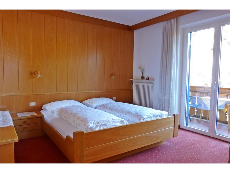 Esempio camera da letto dell'appartamento